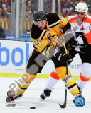 David Krejci 2010 NHL Winter Classic Photo