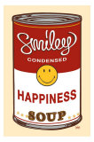 Smiley - Happiness Soup Affiches