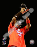 Ryan Howard 2009 NL Championship Series MVP Photo
