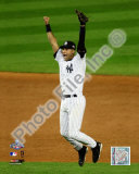 Derek Jeter Game Six of the 2009 MLB World Series Photo