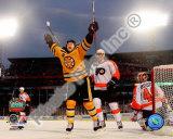 Marco Sturm Game Winning Goal Horizontal 2010 NHL Winter Classic Photographie