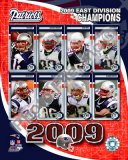 2009 New England Patriots AFC East Divison Champions Photo