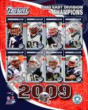 2009 New England Patriots AFC East Divison Champions Photo