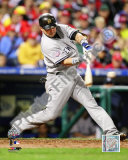 Nick Swisher Game three of the 2009 MLB World Series Photo