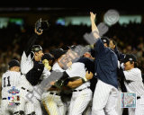 New York Yankees Game Six of the 2009 MLB World Series Photo