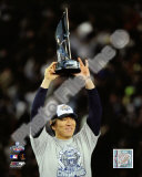 Hideki Matsui MVP Game Six of the 2009 MLB World Series Photo