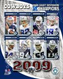 2009 Dallas Cowboys NFC East Division Champions Photo