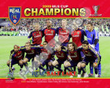 2009 Real Salt Lake MLS Champions Photographie