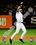 Derek Jeter Game Six of the 2009 ALCS Celebration Photo
