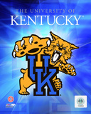 NCAA: University of Kentucky Wildcats Team Logo Photo