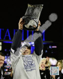 Joe Girardi Game Six of the 2009 MLB World Series Photo