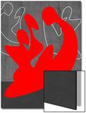 Red People Kunstdrucke von  NaxArt