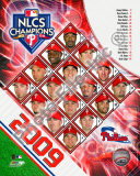 2009 Philadelphia Phillies National League Champions Photo