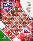 2009 Philadelphia Phillies National League Champions Photo