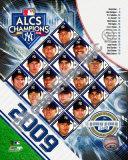 2009 New York Yankees ALCS Champions Photo