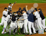 The New York YankeesGame Six of the 2009 MLB World Series Foto