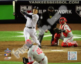 Hideki Matsui Game Six of the 2009 MLB World Series Photo