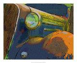 Classic Cruisin' III Giclee Print by Danny Head