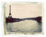Eiffel View II Giclee Print by Meghan McSweeney