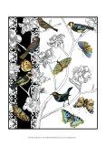 Aviary I Posters by Chariklia Zarris