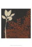 Garden Cameo II Prints by Erica J. Vess