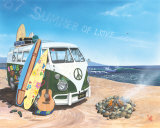 Summer of Love Prints by Scott Westmoreland