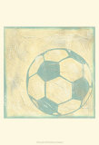 Soccer Rules Prints by Chariklia Zarris