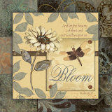 Bloom Print by Jo Moulton