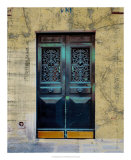 Weathered Façade IV Giclee Print