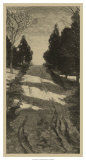 Twilight Grove I Giclee Print