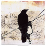 What Crows Reveal I Giclee Print by Ingrid Blixt