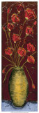 Poppy Series I Giclee Print by Deann Hebert
