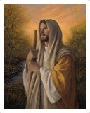 Loving Savior Print by Jon McNaughton