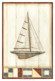 Americana Yacht II Art by Ethan Harper