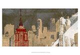 Modern Metropolis II Prints by Ethan Harper