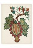 Jacobean Floral II Prints
