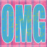 OMG Print by Louise Carey