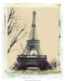Eiffel View III Giclee Print by Meghan McSweeney