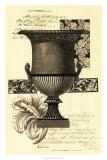 Transitional Sepia Urn I Prints