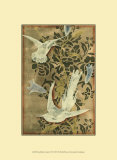 Batik Garden I Prints by Jennifer Goldberger
