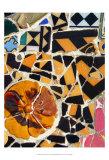 Mosaic Fragments IV Art