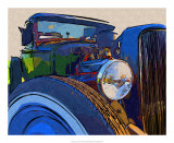 Classic Cruisin' I Giclee Print by Danny Head