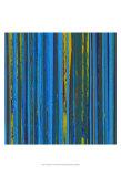 Royal Stripes I Kunstdrucke von Ricki Mountain