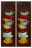 My Cup Runneth Over I Print by Deann Hebert