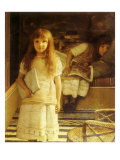 This Is Our Corner, 1873 Giclee Print by Sir Lawrence Alma-Tadema