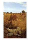 Ninety-Four Degrees in the Shade, 1876 Giclee Print by Sir Lawrence Alma-Tadema