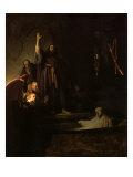 Raising of Lazarus, 1630 Giclee Print
