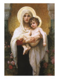Madonna Holding Child, 1903 Giclee Print