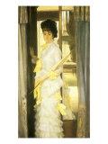 A Portrait, Miss Lloyd, 1876 Giclee Print by James Tissot
