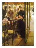 Shop Girl, 1884 Giclee Print by James Tissot